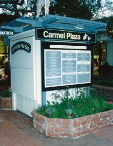 Carmel Kiosk